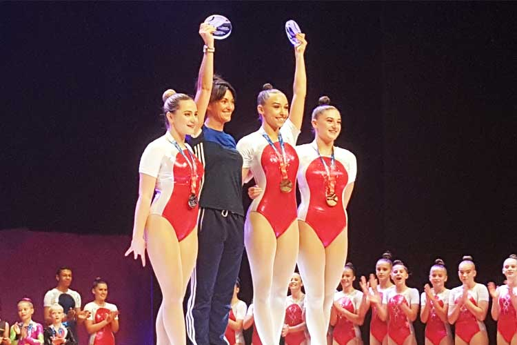 First British Champions crowned in Liverpool
