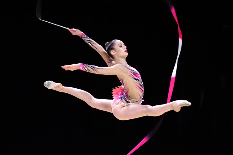 Watch the Aerobic and Rhythmic Gymnastics British Championships LIVE on BBC online