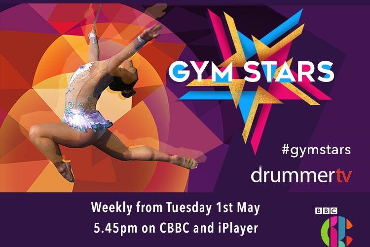 New CBBC gymnastics series – Gym Stars