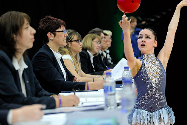 Rhythmic Gymnastics judging guide