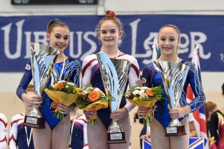 Kinsella leads GB junior girls to gold