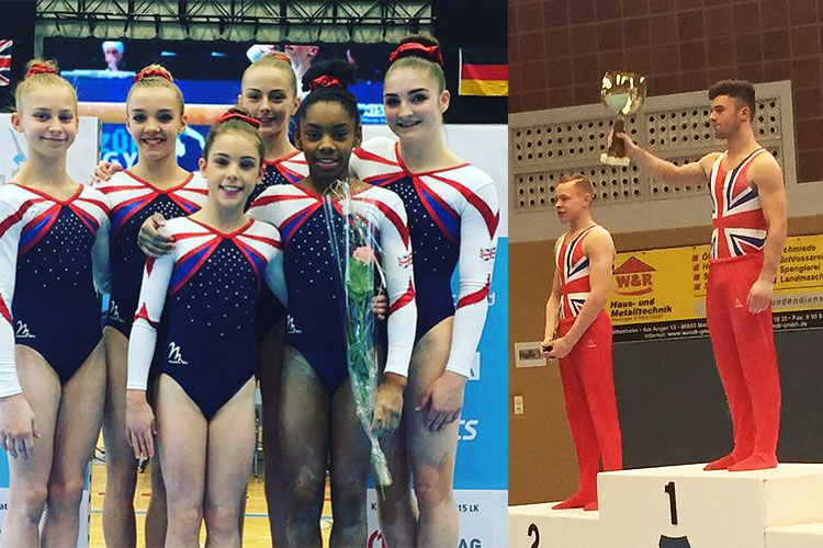 British junior men and women take U15 & U18 four-way international titles