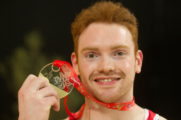 European bronze for Dan Purvis