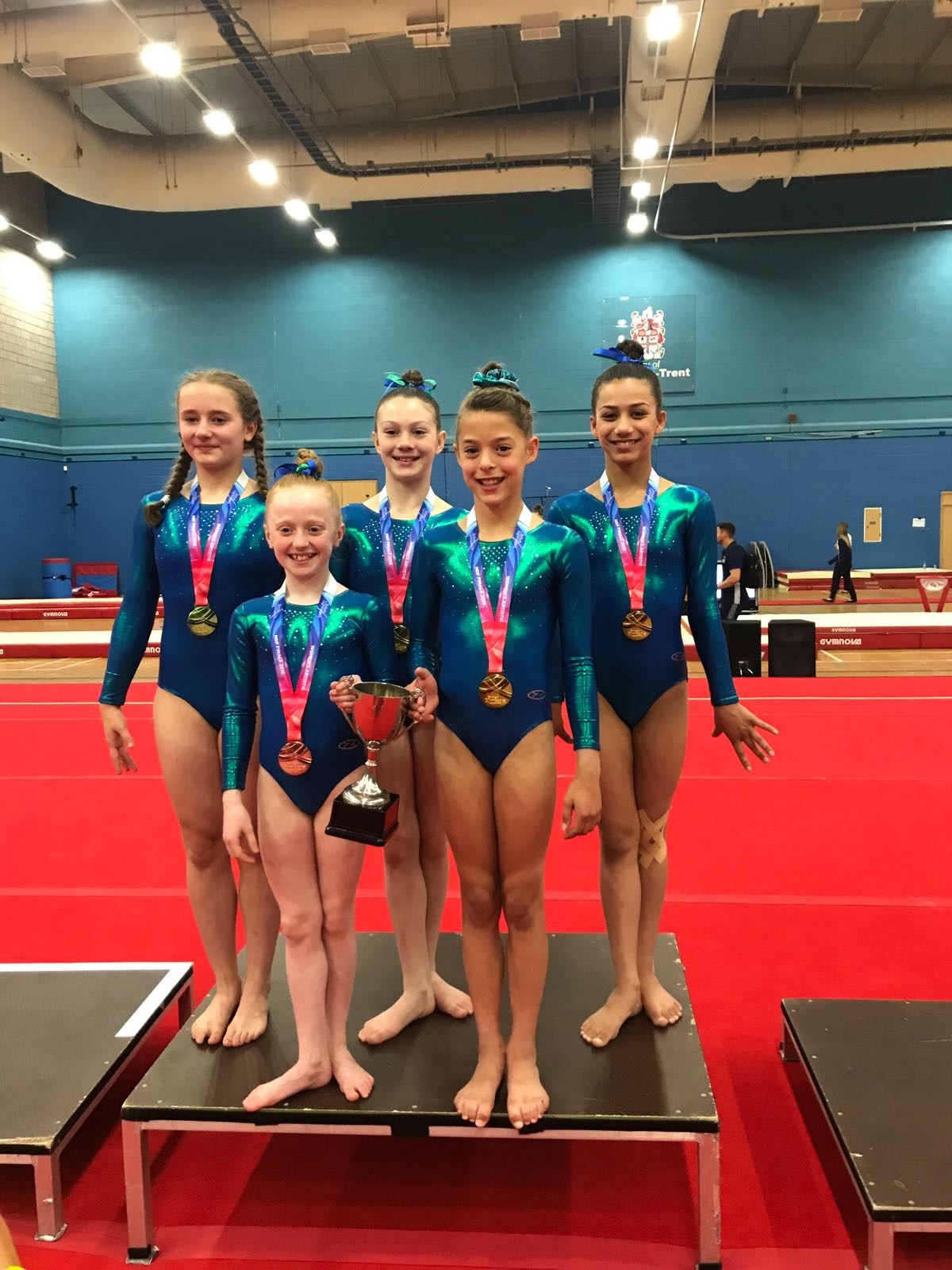 East Midlands take National Grade 2 title.