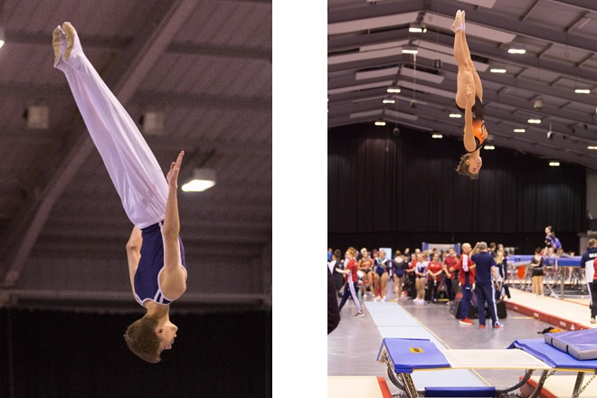 English TRA/DMT Qualification 2 & Silver TUM Championships 2019
