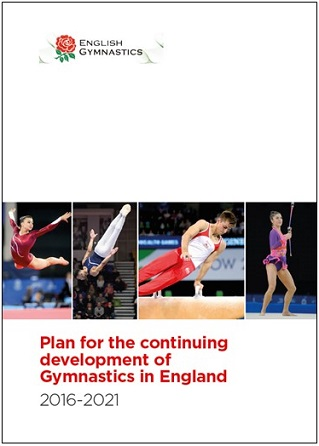 English Gymnastics Strategic Plan 2016-2021