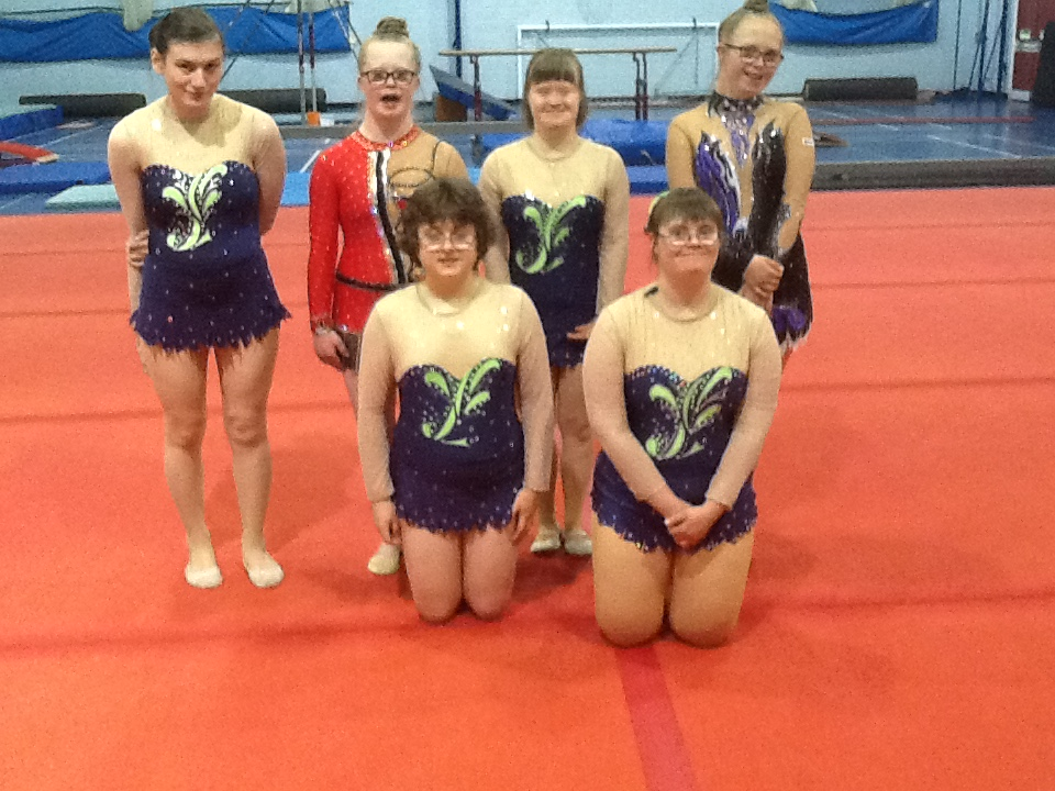Norwegian Gymnasts welcomed at Falcon Spartak