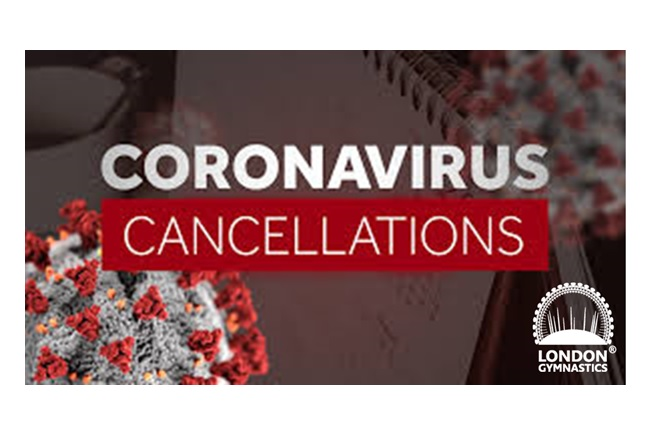 Event Cancellations 2020