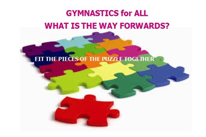Gymnastics for All - What is the Way Forwards?