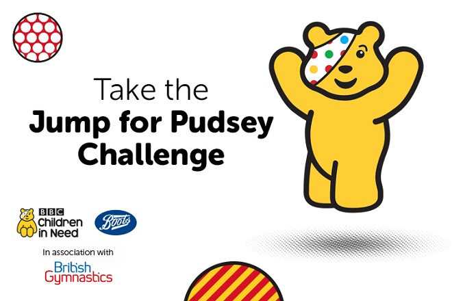 Jump for Pudsey Challenge