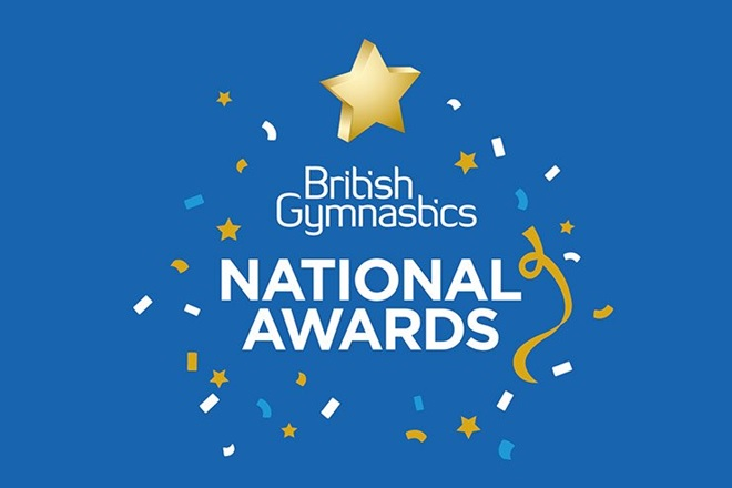 Nominations open for the British Gymnastics 2020 National Awards