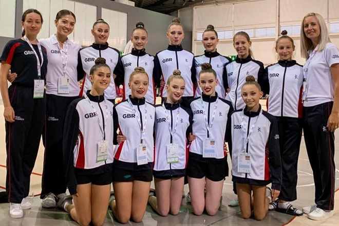2019 FIG World Challenge Cup