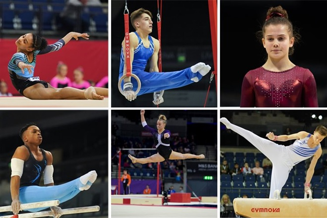 Gymnasts Selected for European Youth Olympic Festival
