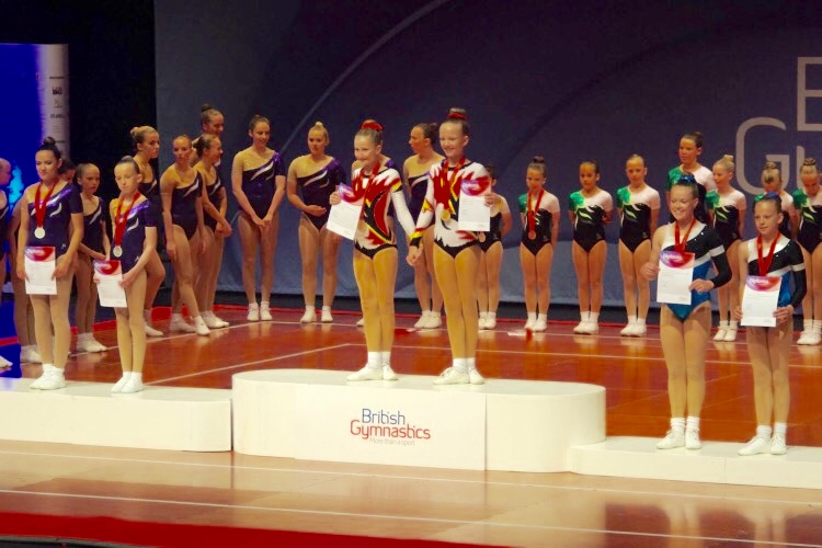 Gillingham Enjoy British Championships Success