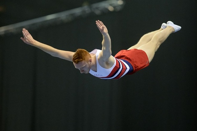 Nathan Bailey retires from Gymnastics