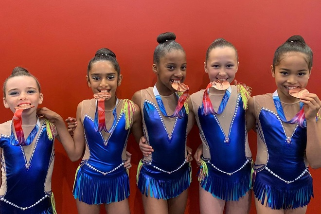 West Midlands Groups Excel at British Championships