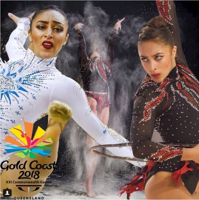 Mimi's Commonwealth Games dream