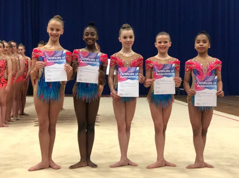 2019 Rhythmic Groups Elena