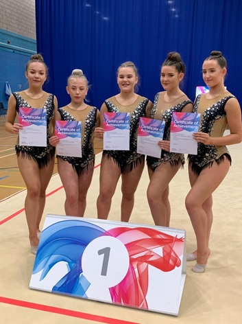 2019 Rhythmic Groups Stars