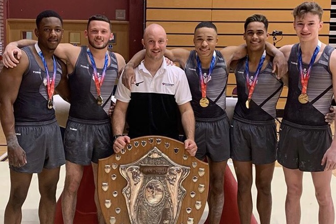 City of Birmingham Win British Team Title