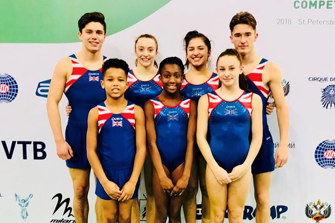 Tumbling World Age Group Championships 2018