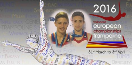 Jaydon, Kallum and Chris Selected for the European Tumbling Team