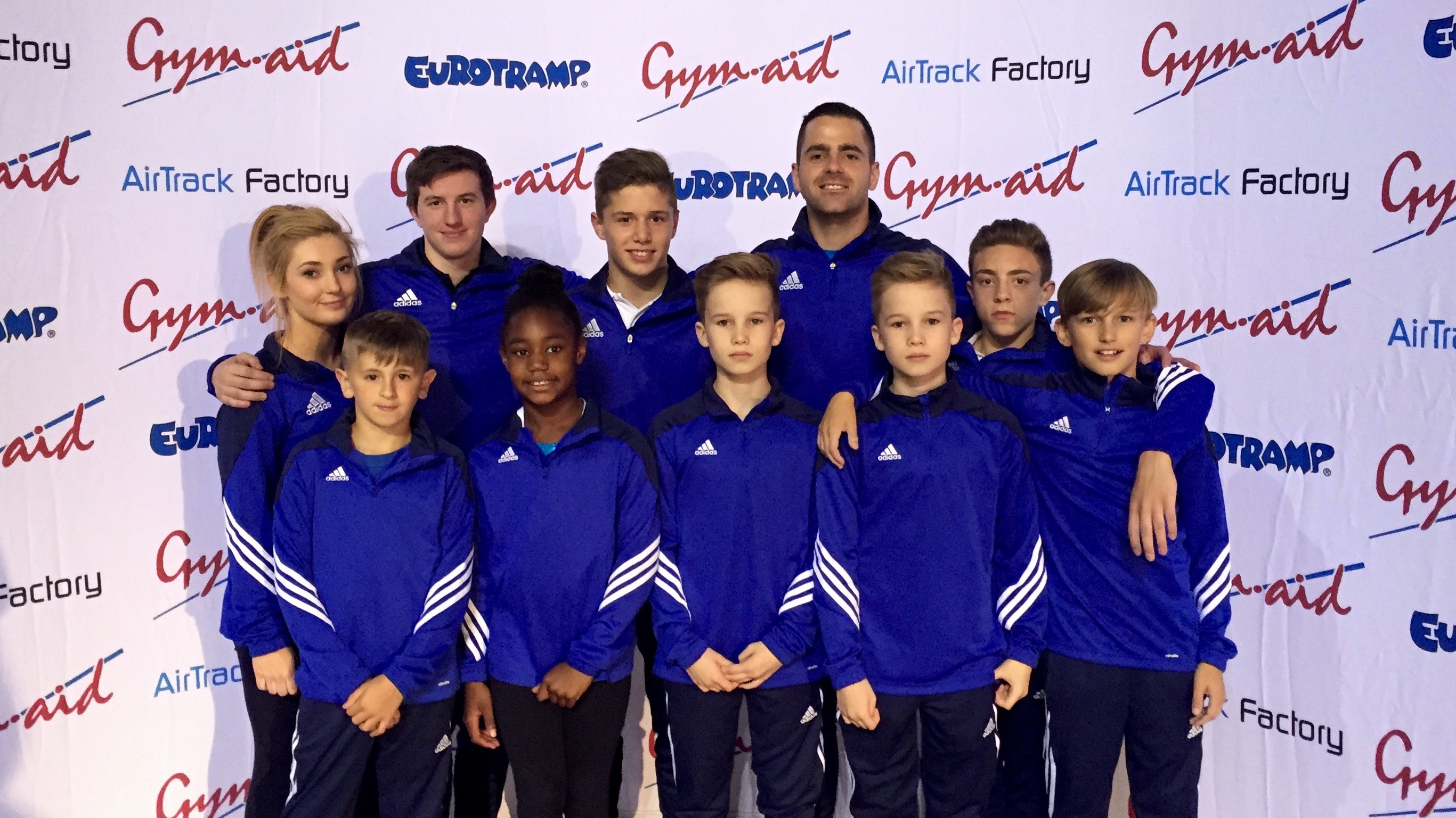 Trampoline, Tumbling and DMT British Champs 2015 update