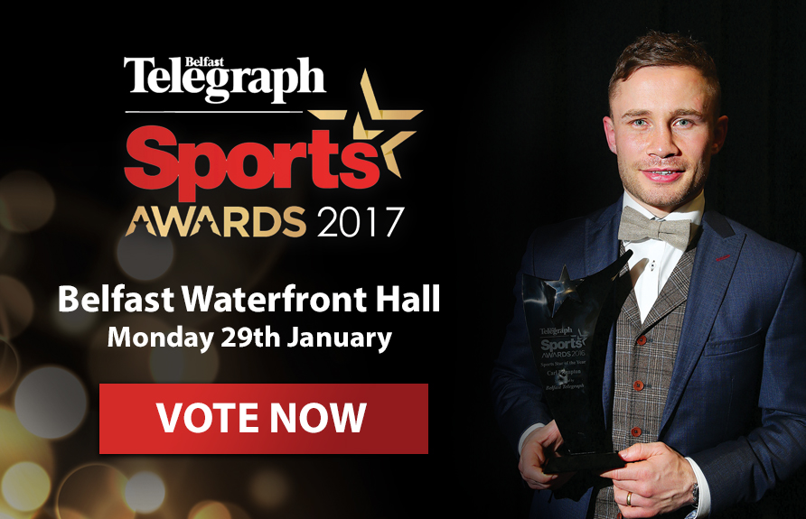 BELFAST TELEGRAPH SPORTS AWARDS