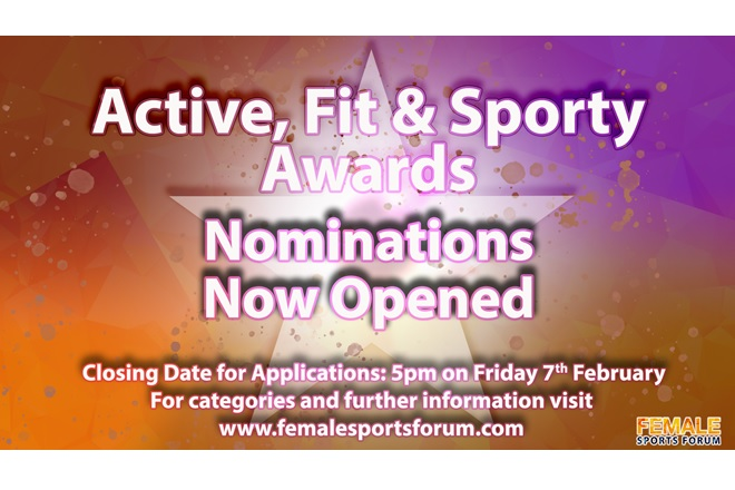Active Fit Sports Awards 2020