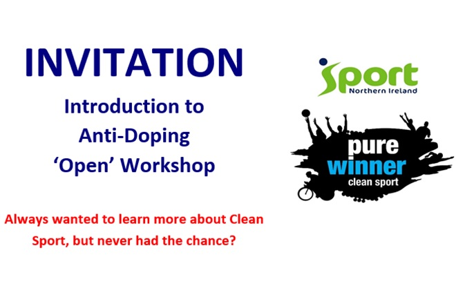 Anto doping Workshop 2020
