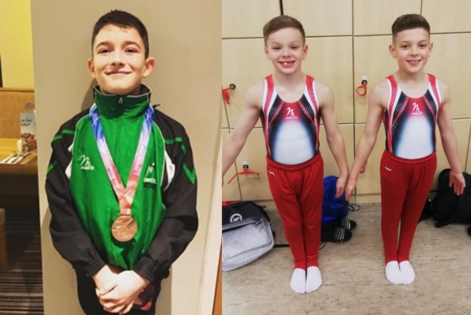 Jack Leads The Way For Gymnastics Northern Ireland