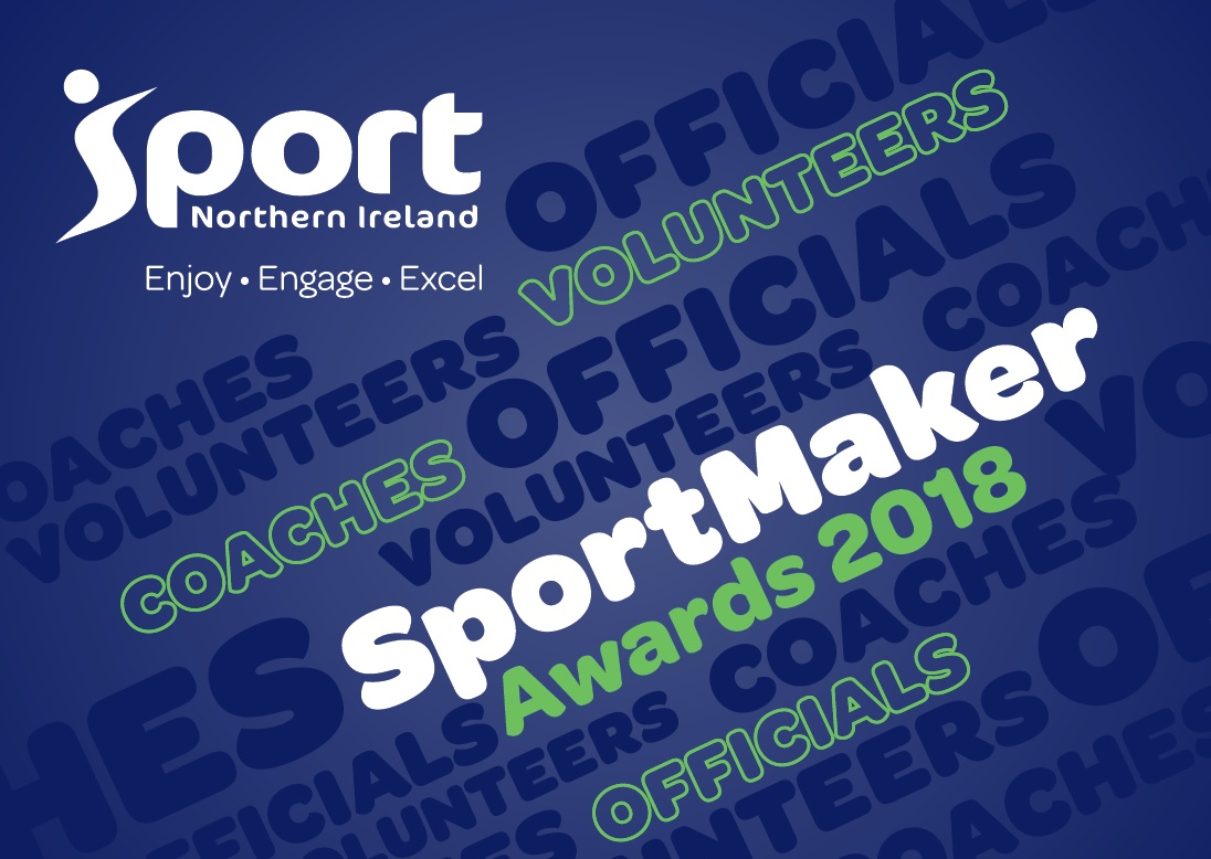 SPORT NORTHERN IRELAND SPORTS MAKER AWARDS 2018