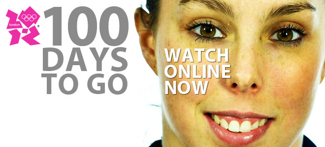 '100 days to go' – BGtv with Beth Tweddle