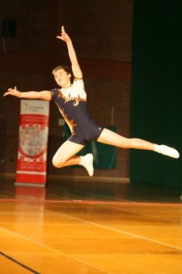 Welsh Open and Closed Aerobic Gymnastics Championships report