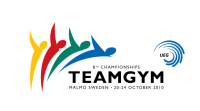8th TeamGym European Championships