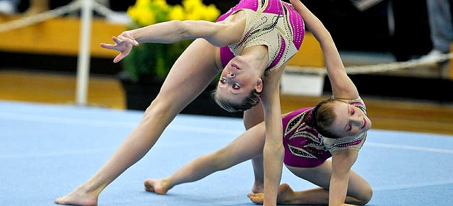 Acro Europeans - 13 medals for Great Britain