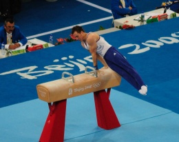 Olympic Bulletin - Day Five (2008)