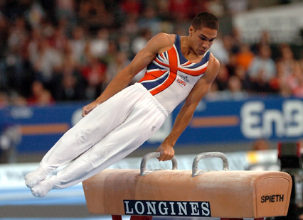 Louis Smith awarded (2008)