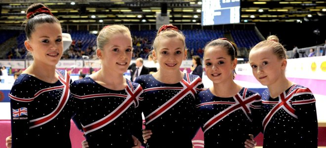 2012 WAG Euros – Day one, junior qualification