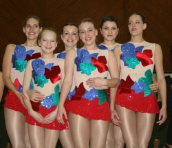 The Rhythmic Groups Championships (2008)