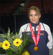 Samantha Palmer wins Poland World Cup Event (2007)
