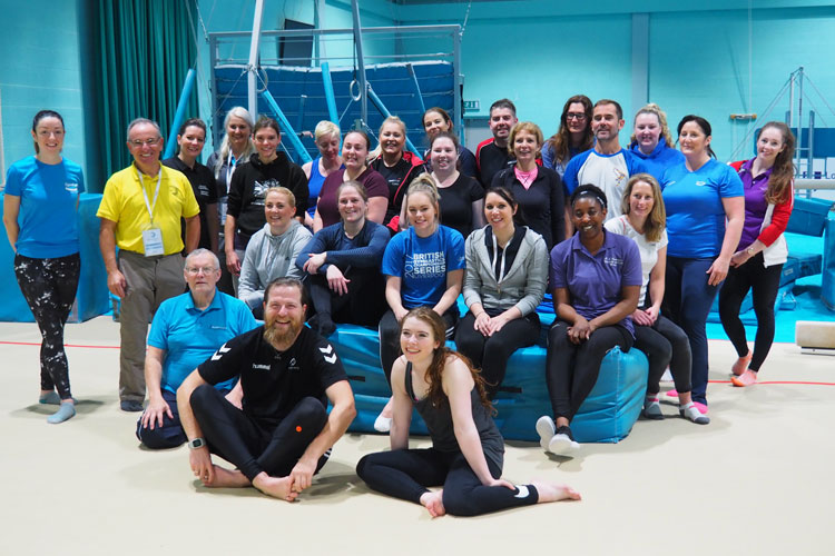 UEG Gymnastics for Fun Seminar a great success