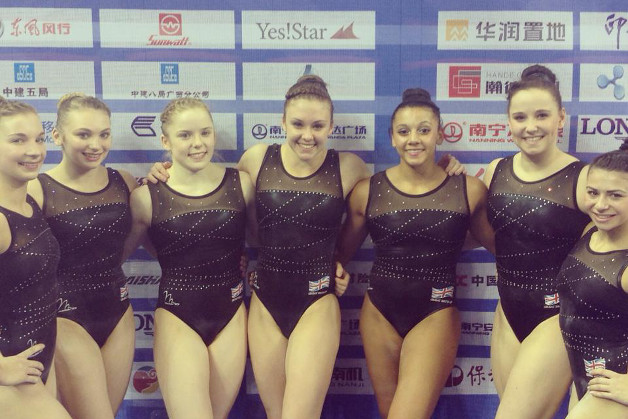 World Championship finals for GBR girls