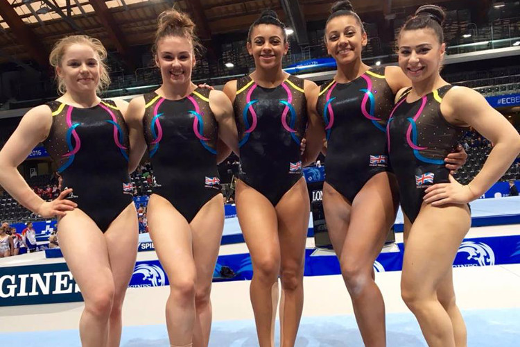 Great Britain take European team silver
